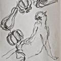 14x9 cm | Graphit on Paper | 2012