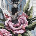 Untitled | 200x 150 cm | Acrylic on canvas | 2018