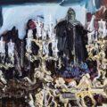 Throne | 180x240 cm | Acrylic on canvas | 2021