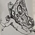 Neitzsche Fly | 16x11.5 cm | Pen on Paper | 2013
