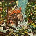 Hunting Big | 150x200 cm | Acrylic on Canvas | 2011