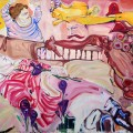 Incubus | 150x200 cm | Acrylic on Canvas | 2007